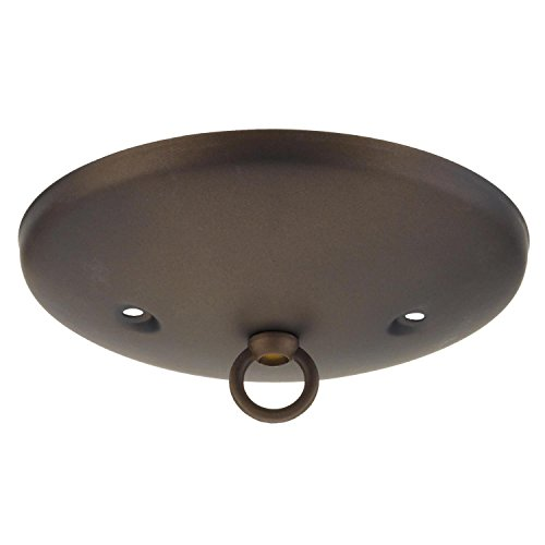Westinghouse Lighting 7003800 Westinghouse Modern Canopy Kit, Oil Rubbed Bronze