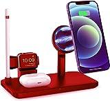 Holife Neu Version 2018 Wireless Charger induktion ladegerät Qi Ladegerät (10W) für Samsung...