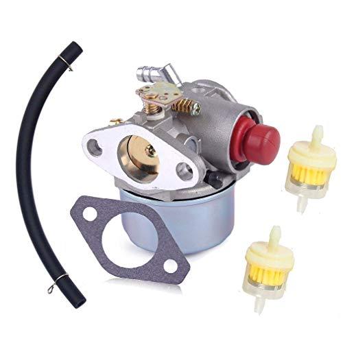 HQParts Carburetor compatible with Coleman Powermate Maxa 3000 OHV Generator Enduro 5.5HP 6HP Tecumseh