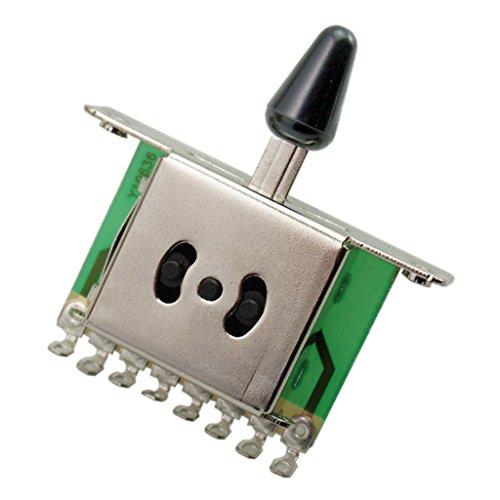 Interruptor Selector de Pastilla 5 Vías Selector Switch para Fender ST SQ...