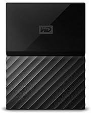 WD HDD Mac用ポータブル ハードディスク 4TB USB TYPE-C タイムマシン対応 パスワード保護 3年保証 My Passport for Mac WDBP6A0040BBK-WESE