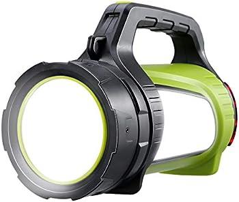 Beteray Waterproof 6000 Lumen Super Bright Flashlight
