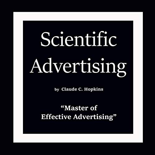 Scientific Advertising  By  cover art