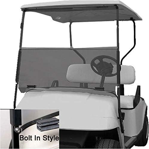 3G Tinted Folding Windshield 輸入 for EZGO Carts T48 Golf TXT- 超特価SALE開催 Model