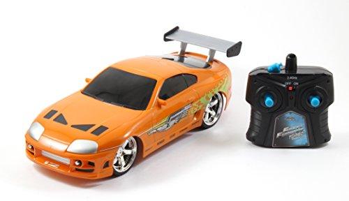 Jada Fast & Furious RC Car 1/16 Brian's 1995 Toyota Supra Toys Spielzeug