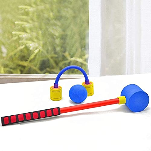 WXFCAS Croquet Set Golf Toys Early Education Game Indoor &