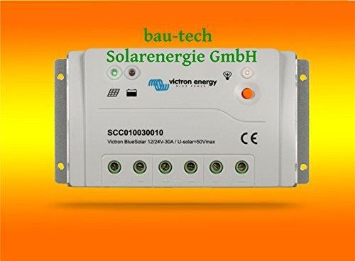 10A Laderegler Victron Energy BlueSolar PWM-Pro 12/24V von bau-tech Solarenergie GmbH