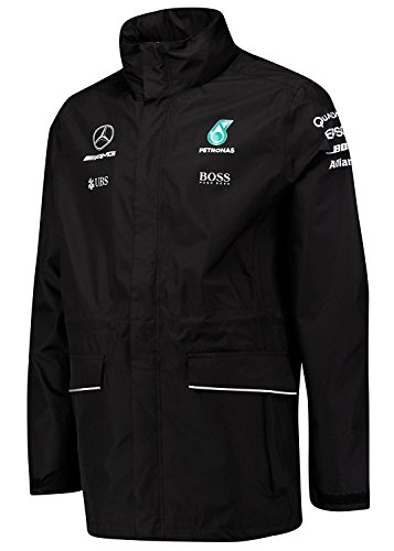Mercedes AMG Petronas F1 Regenjacke 2017 L