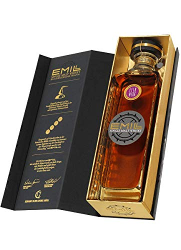 Scheibel - FEINWERK - EMILL Single Malt Whisky 42% vol. 1x0,7L