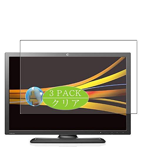 Vaxson - Pellicola protettiva per schermo compatibile con HP ZR2440w, pellicola protettiva in TPU [non in vetro temperato]