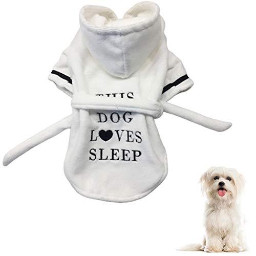 Hond Handdoek Jas Hond Badjas Hond Kamerjas Hond Handdoeken Microvezel Sneldrogende Hond Handdoek Huisdier Douche Handdoeken Hond Bad xl