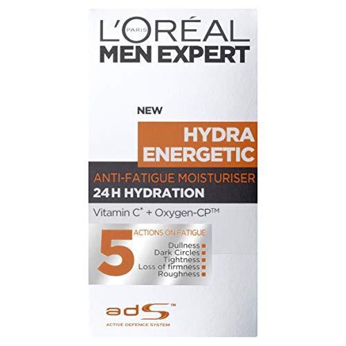 L'Oréal Paris Men Expert Hydra Energetic Anti-Fatigue Moisturiser, 50ml