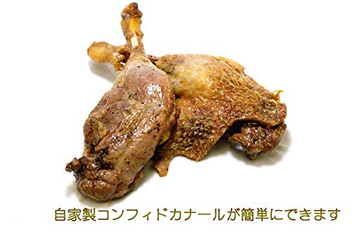 男の台所『フランス産シャラン鴨骨付もも肉』