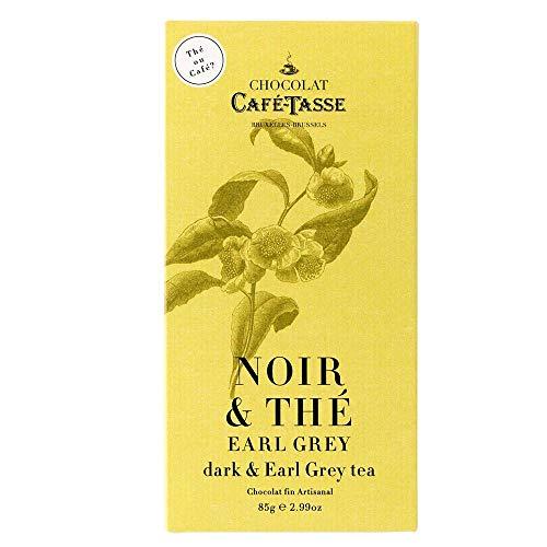 CAFE-TASSE(カフェタッセ) 紅茶アールグレイビターチョコ 85g×12個セット