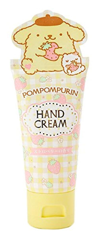 ご覧ください師匠矩形ポムポムプリン キャラクターハンドクリーム