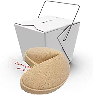 GIANT FORTUNE COOKIE Bath Bombs Extra Large, Extra Lush, Made in the USA (Oatmeal Milk & Honey)
