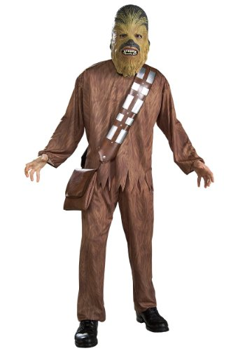 Rubies Costume Co Déguisement Chewbacca (Star Wars) Adulte Taille : M