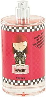 Harajuku Lovers Wicked Style Lil' Angel by Gwen Stefani Eau De Toilette Spray (Tester) 3.4 oz for Women - 100% Authentic