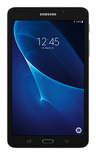"Samsung Galaxy Tab A 7""; 8 GB Wifi Tablet (Black) SM-T280NZKAXAR"
