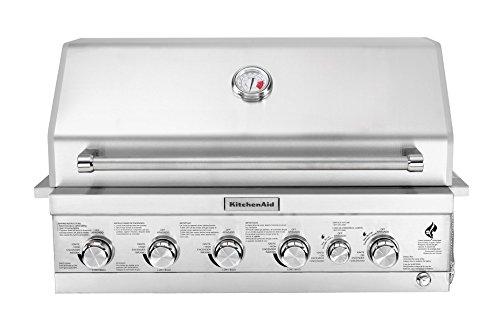 KitchenAid 740-0781 Built Propane Gas Grill