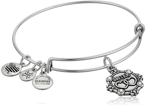 Alex and Ani Damen Armreifen Messing - A18BILY10RS
