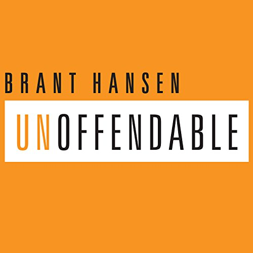 Unoffendable audiobook cover art