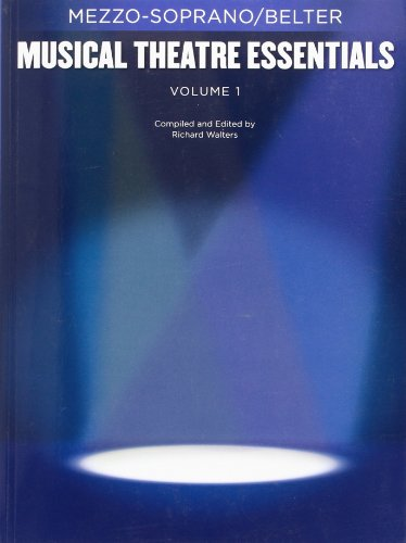 Musical Theatre Essentials: Mezzo-Soprano - Volume 1 (Book Only): Noten für Mezzosopran solo, Klavier