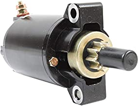DB Electrical SHI0120 New Starter For Yamaha Outboard 50 60 Hp F50Tlr F60Tjr F60Tlr Marine 2002 2003 2004 02 03 04 4-6942 410-44074 18-6942 69W-81800-00-00 S114-682