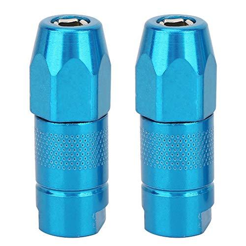 2PCS Nozzles,Grease Gun Flat Nozzles,Flat Grease Nipple Fittings,Grease...