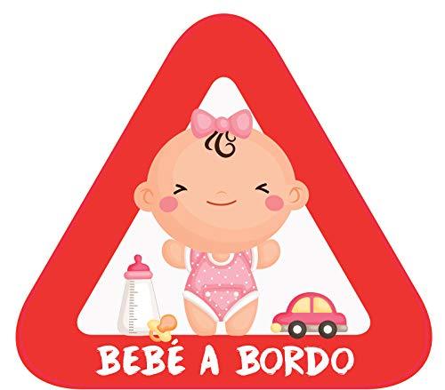 Pegatinas Para El Coche Bebe A Bordo Marca Haberdashery Online