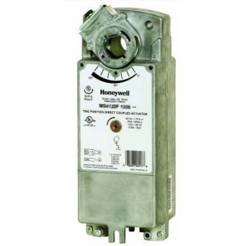 "Honeywell MS4120F1006 Two-Position Actuator, Fast-Acting, 175"" Length"