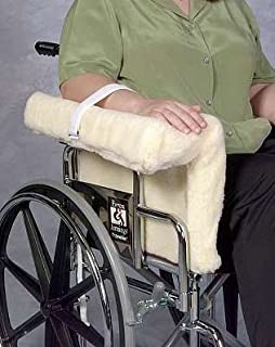 Skil-Care Lateral Sheepskin Foam Support & Arm Rest # 914394 - each