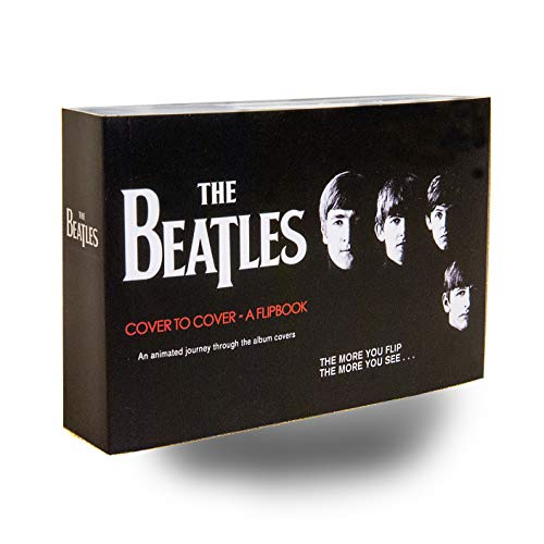 Fliptomania Die Beatles-Cover-to-Cover Große Daumenkino