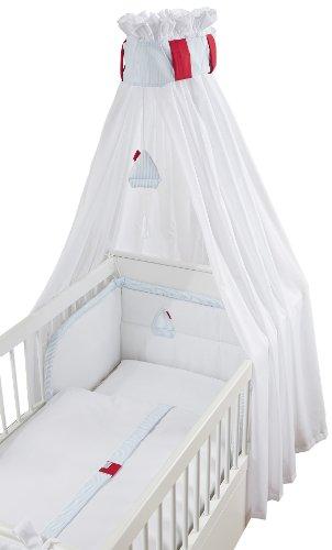 Christiane Wegner 0311 00-568 Bett-Set für Kinderbett, 70 x 140 cm