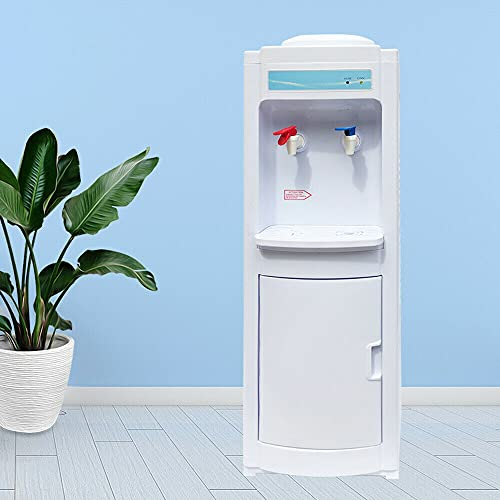 Hot and Cold Water Cooler Dispenser - Free standing - 5 Gallons Top Loading Office • Love Modern