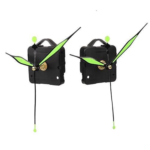 Ersatz Nachtlicht Uhrwerk Zubehör/Ersatzteile Zeiger Quarz Uhr