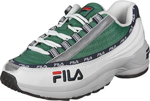 Fila DSTR97 Schuhe White/Shady Glade