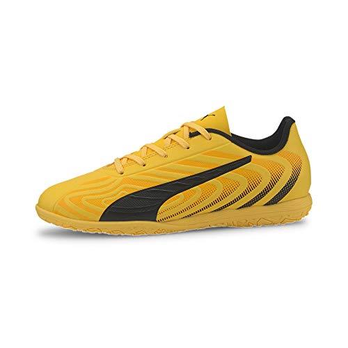 scarpe gialle bambino PUMA One 20.4 IT Jr