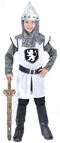 Déguisement chevalier médiéval croisé garcon - 7 à 9 ans