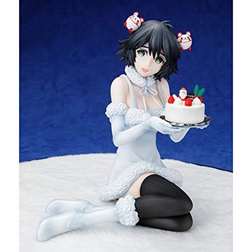 GJLMR Steins;Gate Figure Shiina Mayuri (Christmas Ver.) XCJSWZZ