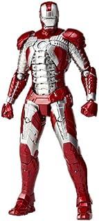 SCI-FI Revoltech Series No.041 - Iron Man Mark.5 (japan import)
