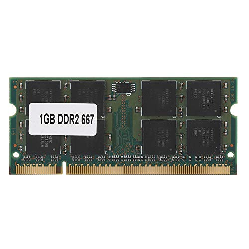 OhhGo DDR2 Desktop Memory Portable 667MHZ DDR2 RAM with Built-in Chips for Intel AMD Motherboard