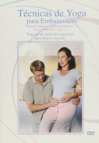 Tecnicas De Yoga Para Embarazadas DVD Region 1 / 4