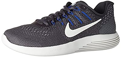 Men's Nike LunarGlide 8 Running Shoe DARK GREY/SUMMIT WHITE-WOLF GREY 11.5