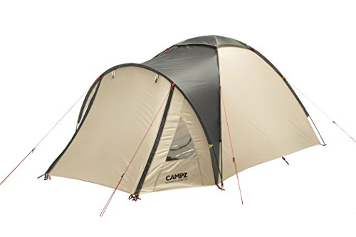 CAMPZ Veneto XW 2P Zelt beige/grau 2021 Camping-Zelt