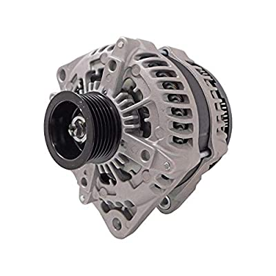 New Alternator Replacement For Ford F150 F-150 V8 5.0L 11 12 13 14 2011-2014 104210-6270, 104210-6660, AL3T-10300-CA, AL3Z-10346-C, CL3T-10300-AA, CL3Z-10346-A