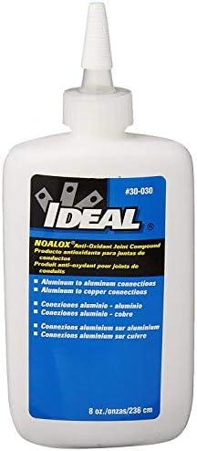 Noalox Anti Oxidant Compound for Aluminum Aluminum and Aluminum Copper Connections 8 oz product image