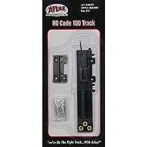 [アトラスモデル]Atlas Model Railroad HO Code 100 Remote LeftHand Switch Machine 52 [並行輸入品]