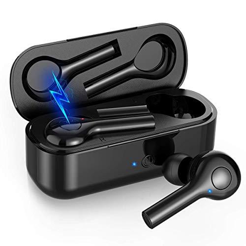 412cKkg fBL - Hexdeer Wireless Earbuds -