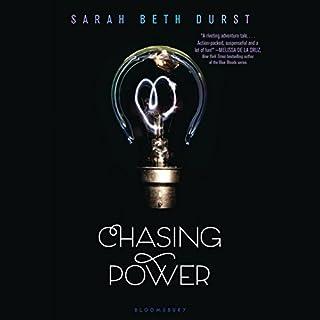 Chasing Power audiobook cover art